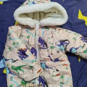 Детский конверт - куртка