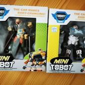 Игрушка-трансформер Mini Tobot Evolution. 1 на выбор
