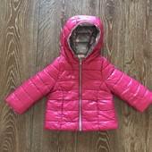 Benetton двухсторонняя курточка