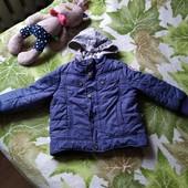 Крутая куртка на 2 годика мальчишке!!!