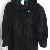 Пальто - шубка з каракуля!!!