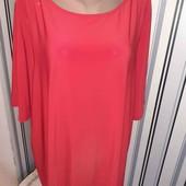 Блуза нарядна (пог71)розмір26/28