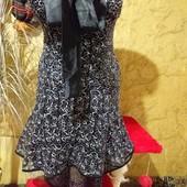 Эксклюзивная шикарное платье всё в поедках. Бред Samou Disagne Размер l,xl, xxl