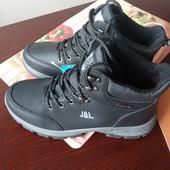 нові черевики євро зима до 26,5 см