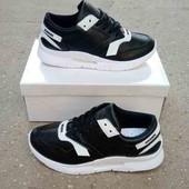Модные кросовки 38р - 23,5см.