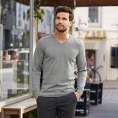 Стильный мужской пуловер Livergy Германия размер S (44/46)
