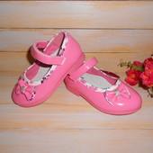 Sale ! туфельки р22 для маленьких принцесс