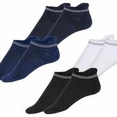 4 пары носочков от Crivit®, махровая пятка и носочек, верх дышит. размер 41-42.