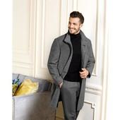 Livergy Германия Теплое пальто с скрытыми пуговицами 56/58р евро