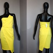 Качество! Стильное солнечное платье/бандо от CBR