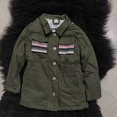 R42.чудова куртка на меху Lupilu by Cherokee