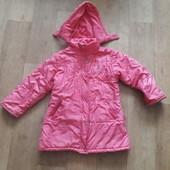 Куртка на девочку р 128. Смотри замеры