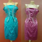Платье цвет на выбор лиловый платье на любой праздник