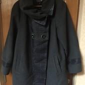 Пальто жіноче кашемір 54