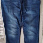 Класні стрейчеві джинси р.18.Заміри