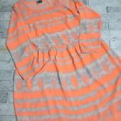 фирменое легкое платье