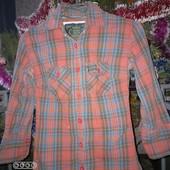 Рубашка для девочки. На рост 158-164.Замеры в описании