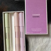 Сухой парфюм chanel chance 3 шт оригинал