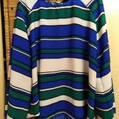 Модная блузка - свободного кроя