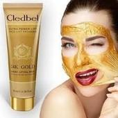Cledbel 24K Gold - Золота маска -пленка с лифтинг-эффектом!