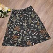 Классная теплая юбка для пышных дам, р.54-56-58.
