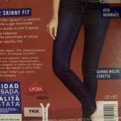 """Джинсы """"super skinny fit"""" адаптируются к вашему движению Esmara размер на выбор!"""
