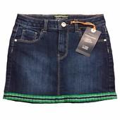 Джинсовая брендовая юбка | Original marines Италия 5-6 лет