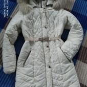 Зимняя курточка 44р