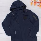 Практичная мужская куртка весна/осень L-5XL. Читайте описание.