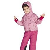 Германия!!! Суперовая зимняя куртка, лыжная куртка для девочки! 110/116! В упаковке!!!!