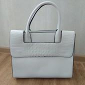 Женская сумка Gernas (белая)