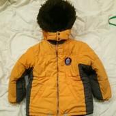 Зимняя двухсторонняя лего куртка. Смотрите все мои лоты!