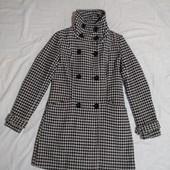 Шикарное пальто от Stradivarius✓Шерсть+акрил+...✓В идеале✓Много лотов✓