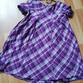 Нарядне котонове плаття на 7-9 років в ідеалі Дивіться інші мої лоти комбіную