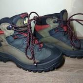 Новинки. Трекинговые мембранные кроссовки, ботинки со встроенной шиповкой 23-23.5
