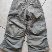 Теплые зимние штаны термо 3-5 лет