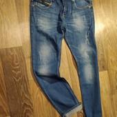 Стильные фирменные джинсы для девочки