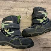 Термо ботиночки Skofus 26 размер стелька 16,5 см