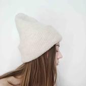 Зимняя шапка Zara в составе альпака и шерсть