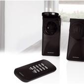 Комплект радиоуправляемых розеток для улицы Silver crest