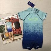 Распродажа!!! Новый купальный костюм Lupilu р.74/80, 86/92 см