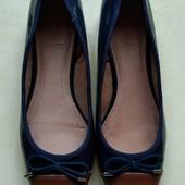 Добротные туфли от Next, указан размер 38/полномерные