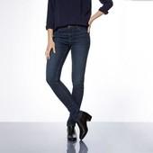 Фирменные плотные джинсы skinny Esmara Германия. Размер 42 европейский