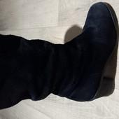 Зимние ботинки на цегейке