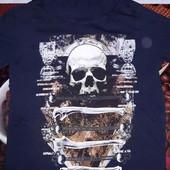 Крутая футболка 10-11лет