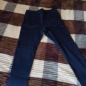 Фирменные джинсы, джегинсы Esmara стрейчевые на 52-54р