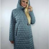 Зимнее женское пальто.Большой размер