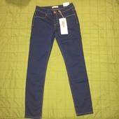 #51 Новинки! Новые джинсы, красивый синий цвет!