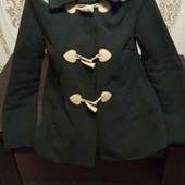 темно серое пальто Бесплатная доставка свыше  5 ставок укрпочта