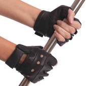 Шкіряні перчатки